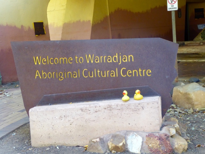 Cultural Center at Kakadu