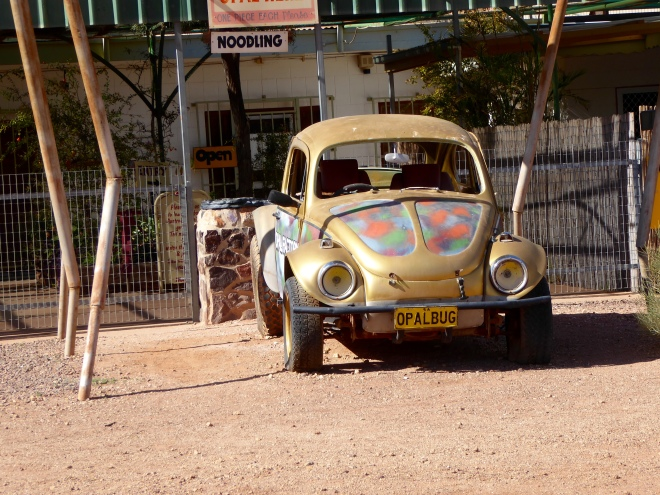 Car at Opal Beetle Shop