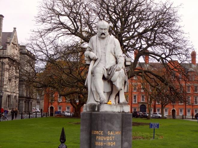 George Salmon, Provost. Trinity College Dublin