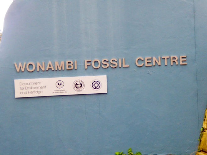 Wonambi Fossil Center