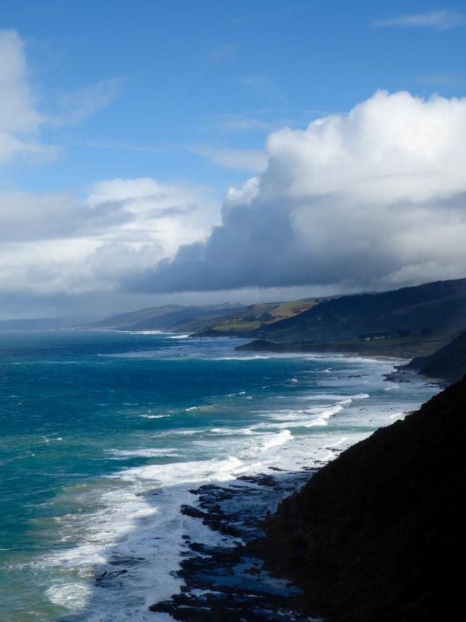 Great coastline from Cape Patton