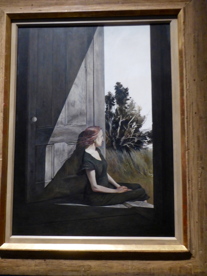 Christina Olson by Andrew Wyeth