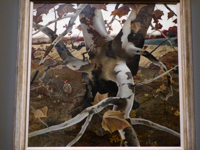 The Hunter by Andrew Wyeth