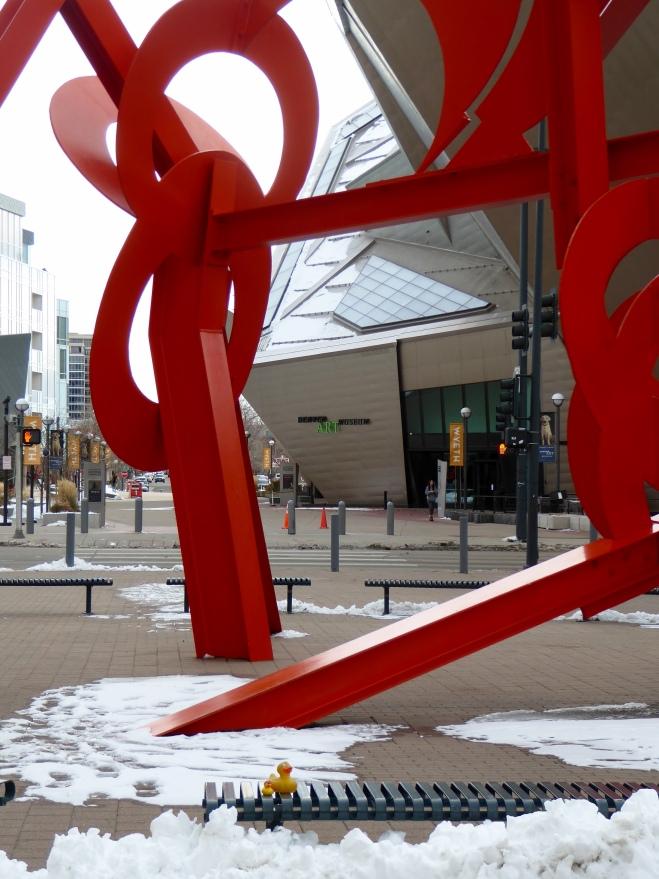 The Denver Art Museum