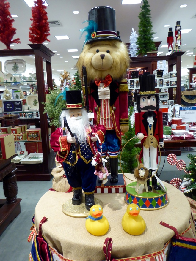 Dillard's Christmas at Flatirons Mall