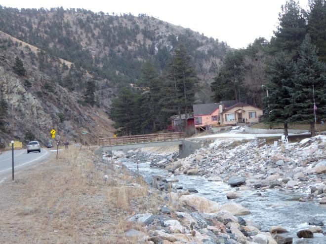 Higher bridge to cross river