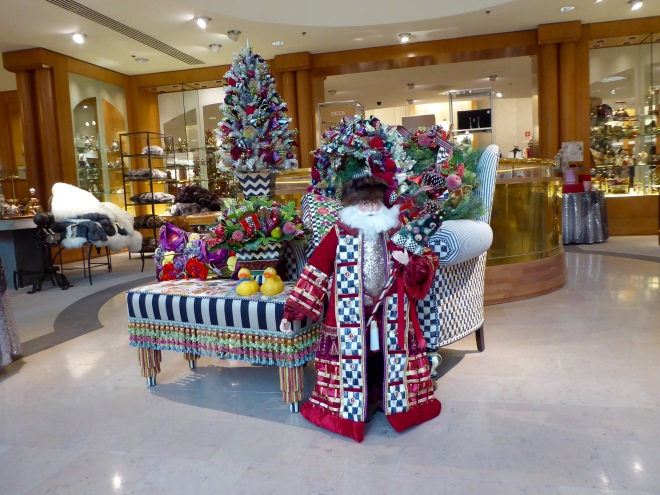 Neiman Marcus Christmas Display at Cherry Creek Mall