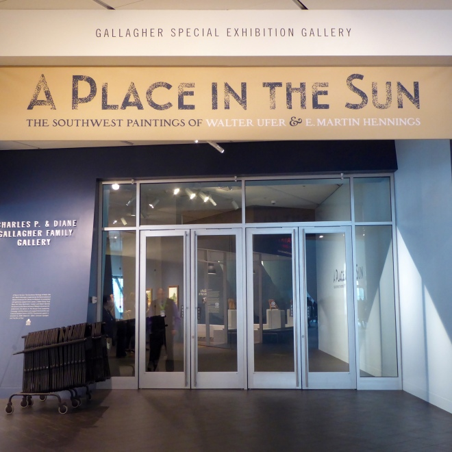 A Place in the Sun at the Denver Art Museum