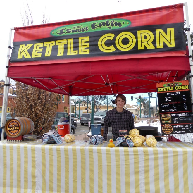 Must have Kettle Corn