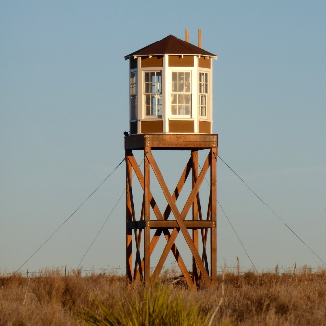 Replica of Guard Tower