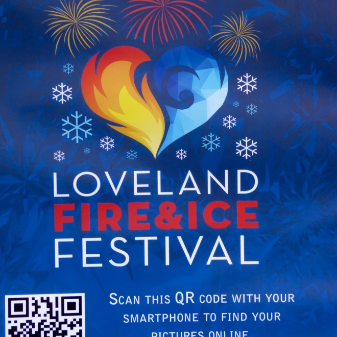 Loveland Fire and Ice Festival.