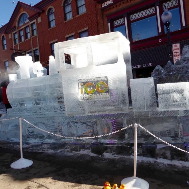 Cripple Creek Ice Fsstival