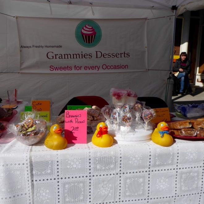 Grammies Desserts