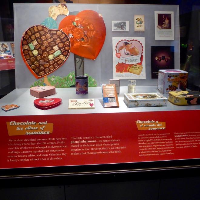 Chocolate for romance