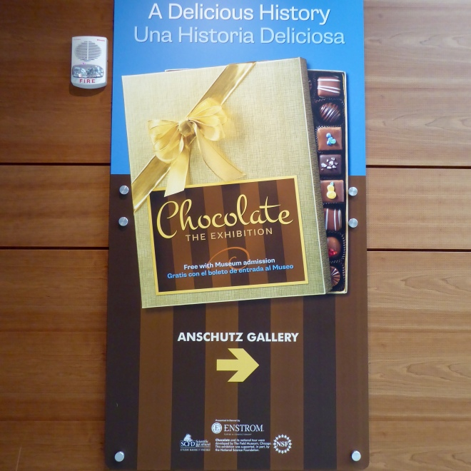 Chocolate Exhibit