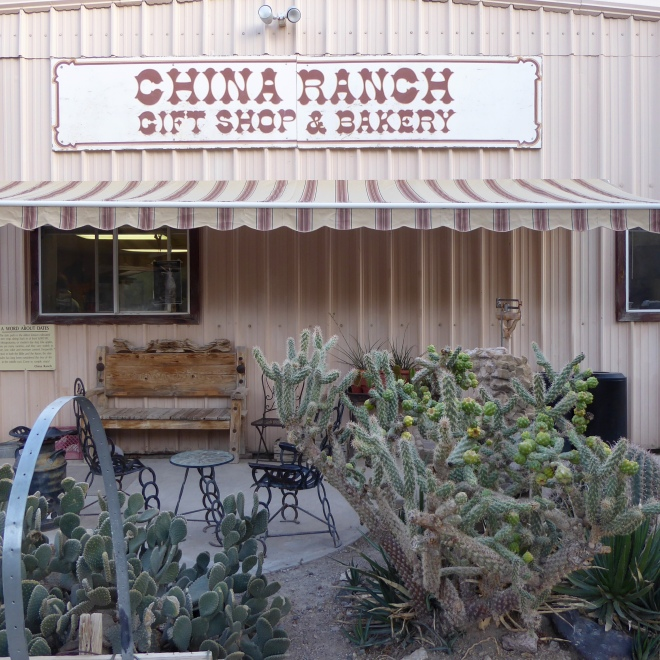 China Ranch gift shop and wonderful bakery