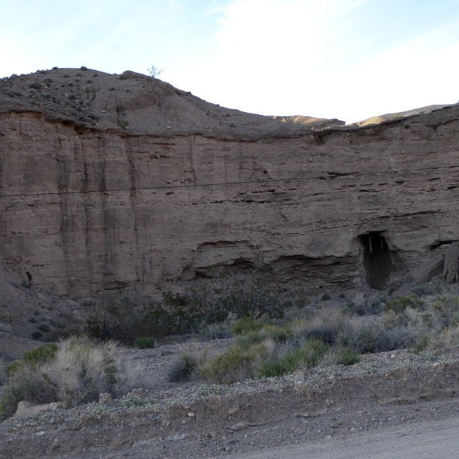 Former mine