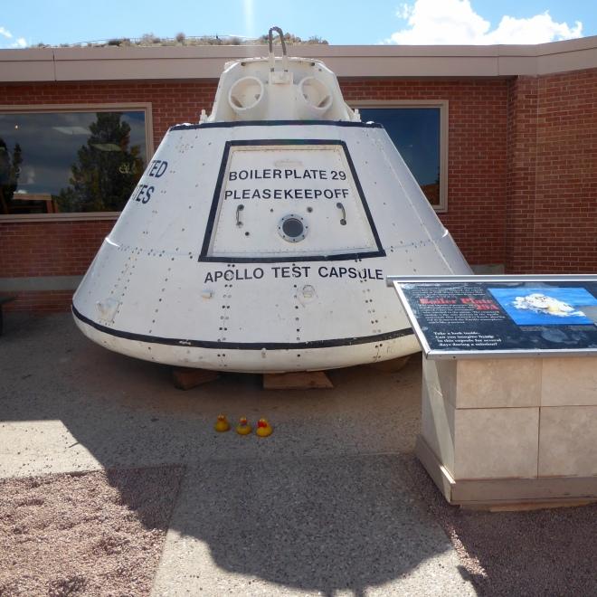 Apollo Test Capsule