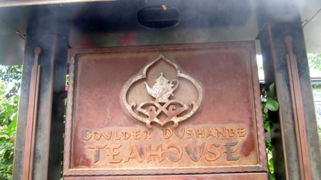 Boulder Dushanbe Teahous