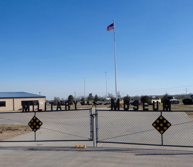 Heartland Museum of Military Vehicles in Lexington, Nebraska