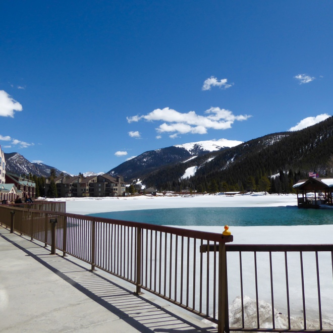 Lake at Keystone Village
