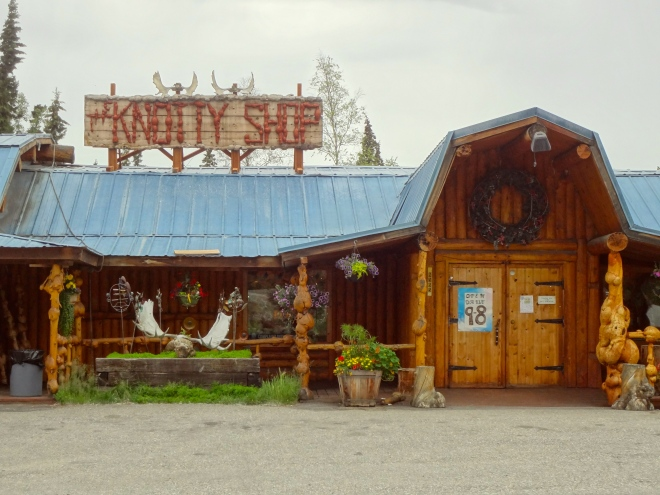 The Knotty Store