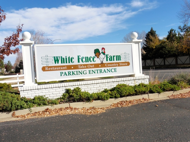 Let's Go to the White Fence Farm