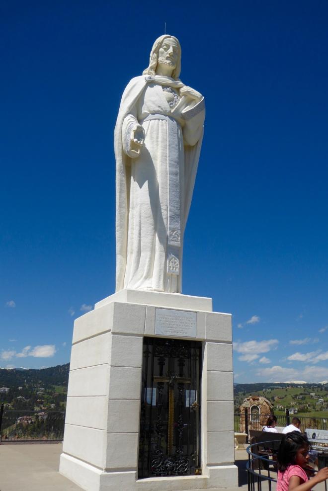Mother Cabrini Statue