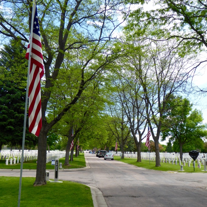 Fort Logan Cemetery, Denver, Colorado
