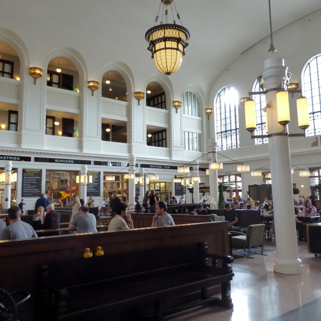 Remodeled Union Station