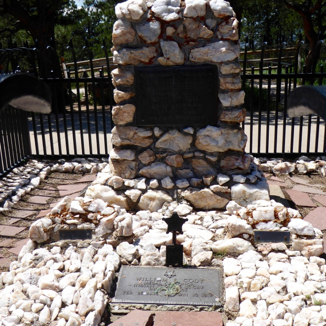 Final resting place for Buffalo Bill Cody