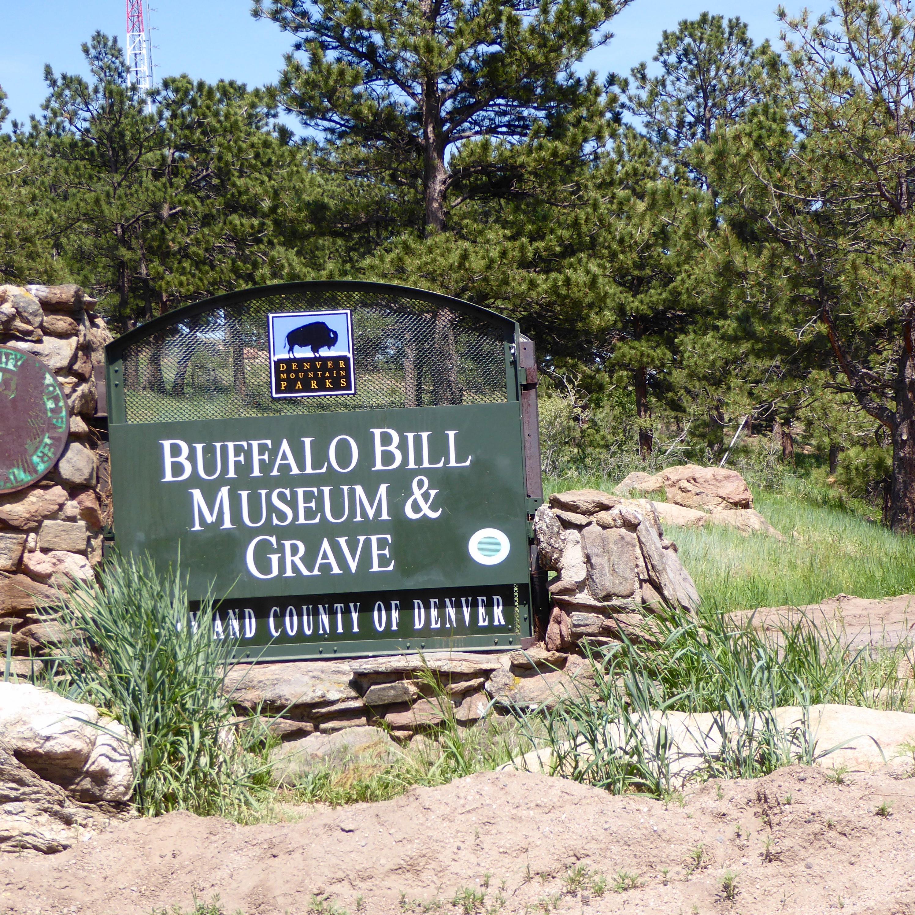 Where is buffalo bill buried - answers.com