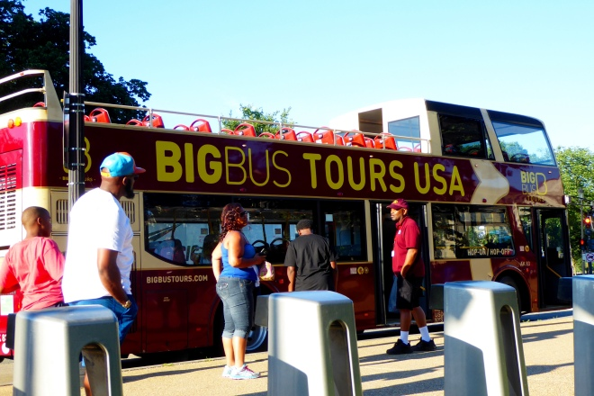 Big Bus Tours in Washington D.C.