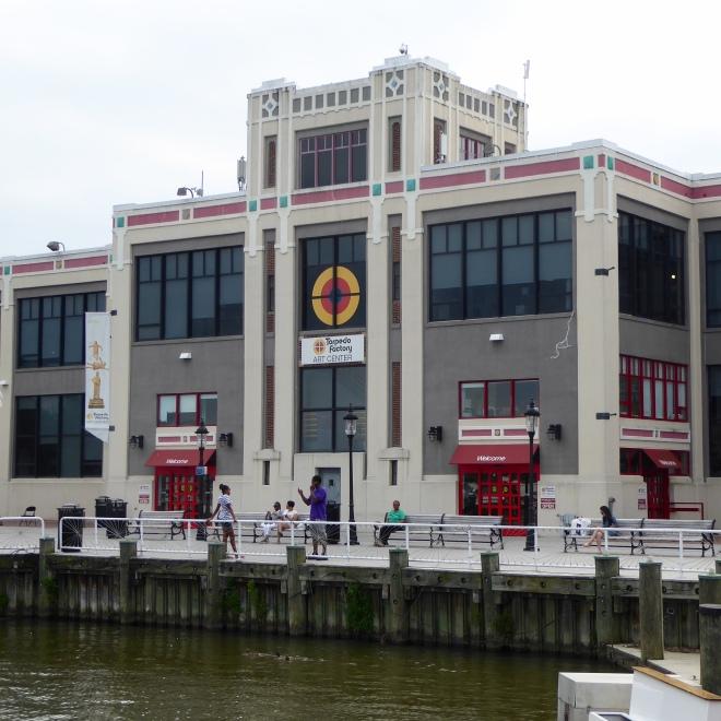 Former Torpedo Factory