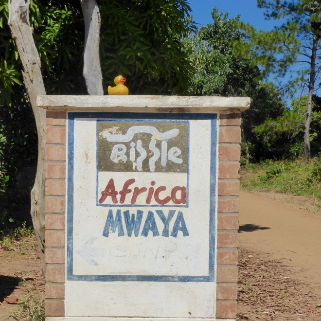 Ripple Africa--our home for 2 weeks in Malawi