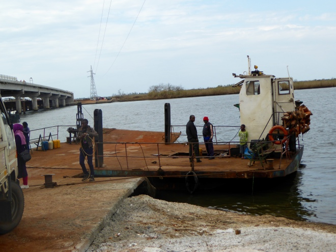 Nikomati River Ferry