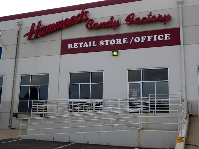 Hammond Candy of Denver, Colorado