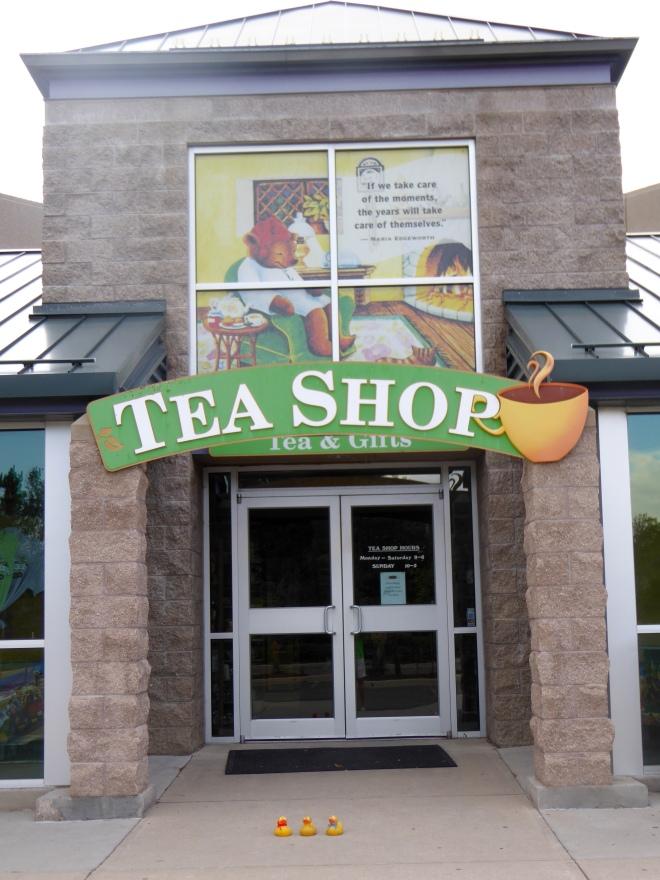 Celestial Seasonings Tea Shop in Boulder