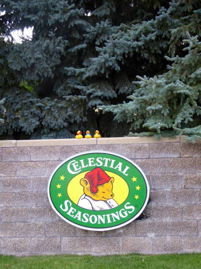 Celestial Seasonings Tea Company of Boulder, Colorado