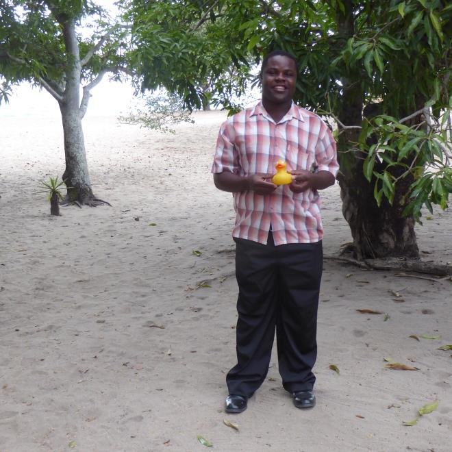 Dan from Ripple Africa