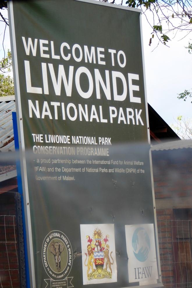 Liwonde National Park in Malawi