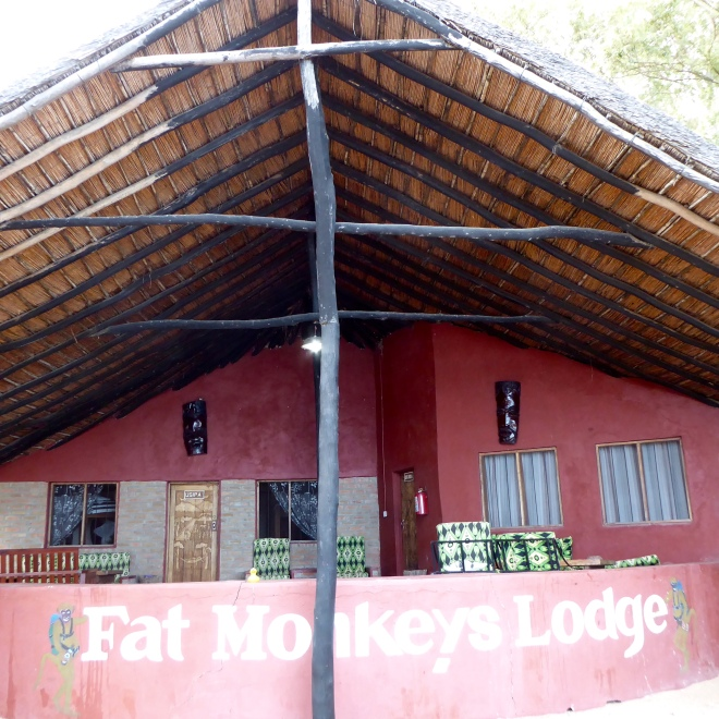 Fat Monkeys Lodge
