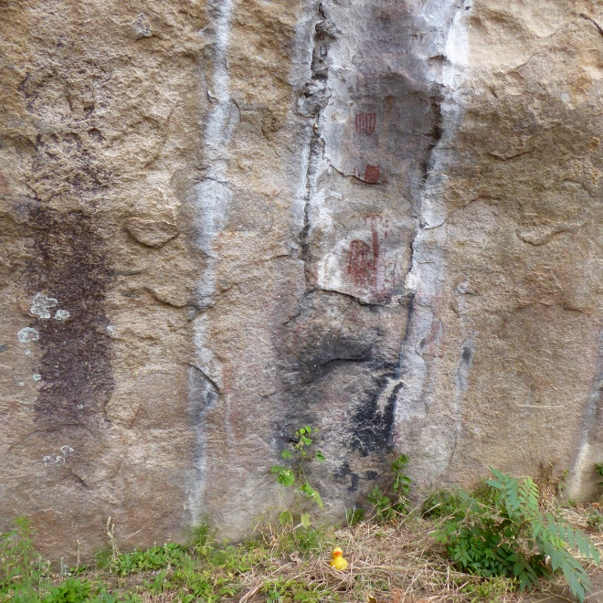 Old rock art