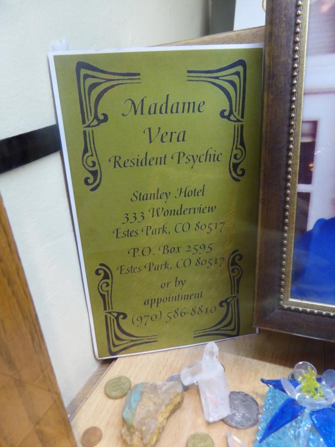Visiting Madame Vera