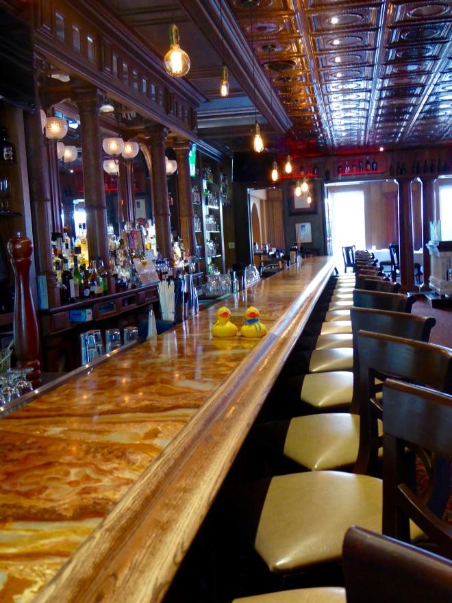 Bar at Stanley Hotel