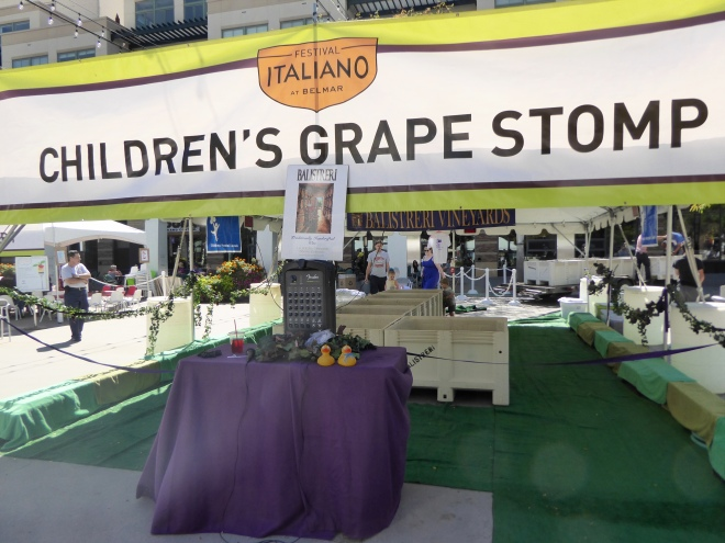 Balistreri Vineyards host a traditional event