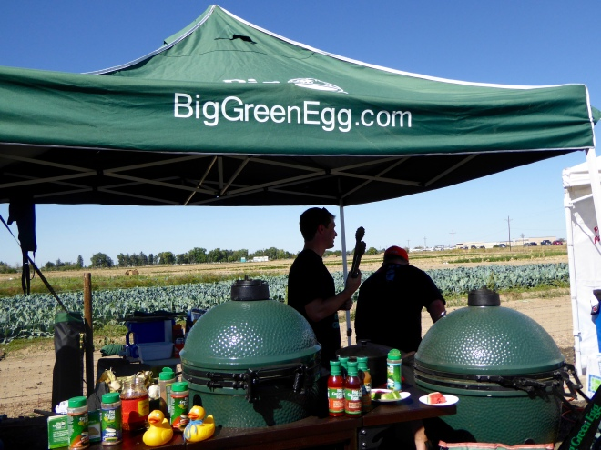 Big Green Egg sauces