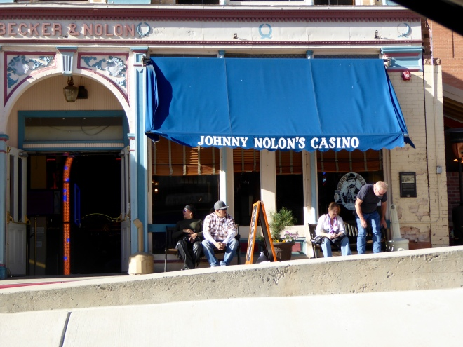 Johnny Nolon's at original location