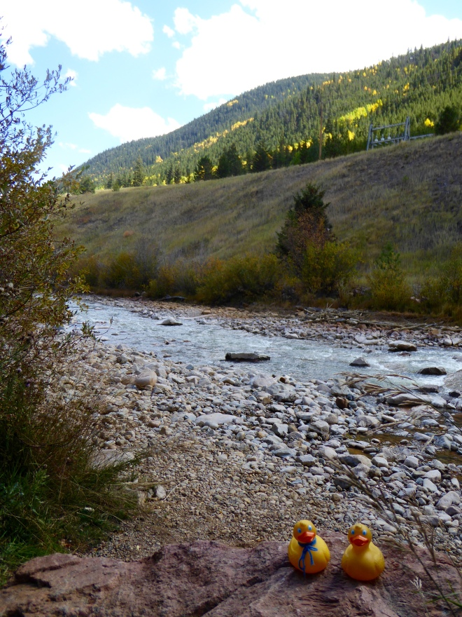 North Fork of the South Platte River
