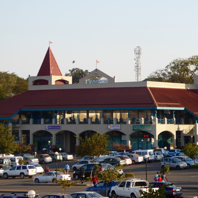 Lilongwe Shopping Center